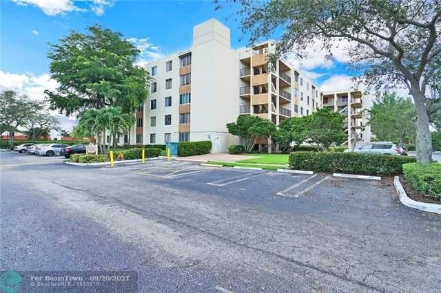 3205 Riverside Dr C-304, Coral Springs, FL 33065 (MLS #F10301064) :: Green Realty Properties
