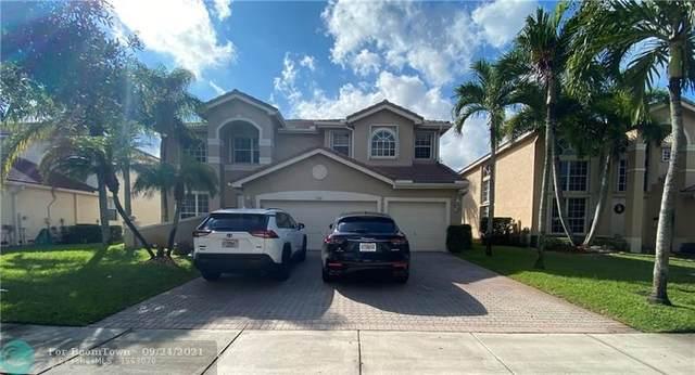 2241 SW 164th Ave, Miramar, FL 33027 (#F10301105) :: Posh Properties