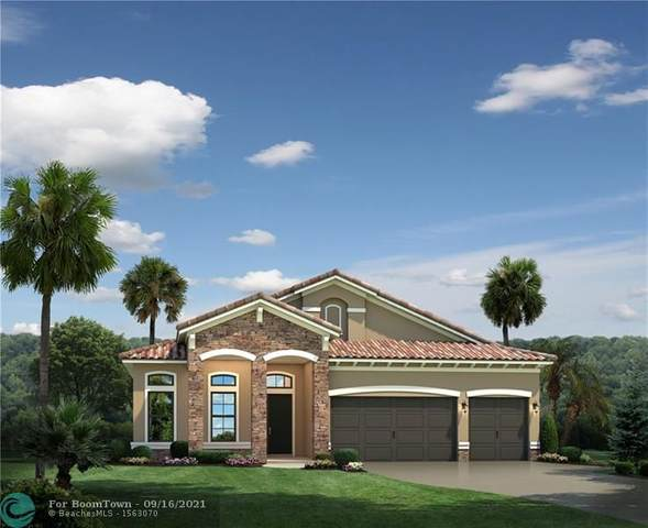 7823 Deer Lake Ct, Parkland, FL 33067 (MLS #F10301124) :: GK Realty Group LLC