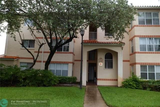 3450 Pinewalk Dr #416, Margate, FL 33063 (MLS #F10301128) :: GK Realty Group LLC