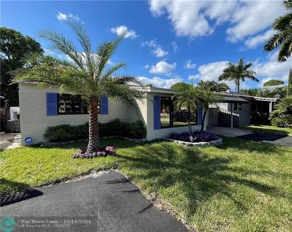 1433 NE 5th Ter, Fort Lauderdale, FL 33304 (MLS #F10301138) :: Green Realty Properties