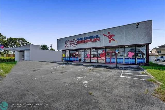 3480 W Broward Blvd, Fort Lauderdale, FL 33312 (#F10301185) :: DO Homes Group