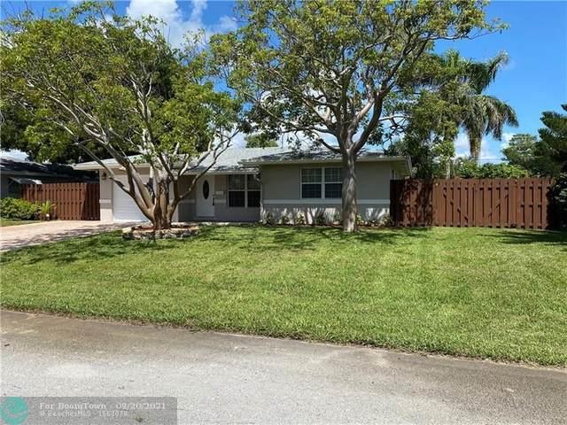 1361 NE 23rd Pl, Pompano Beach, FL 33064 (MLS #F10301194) :: Adam Docktor Group