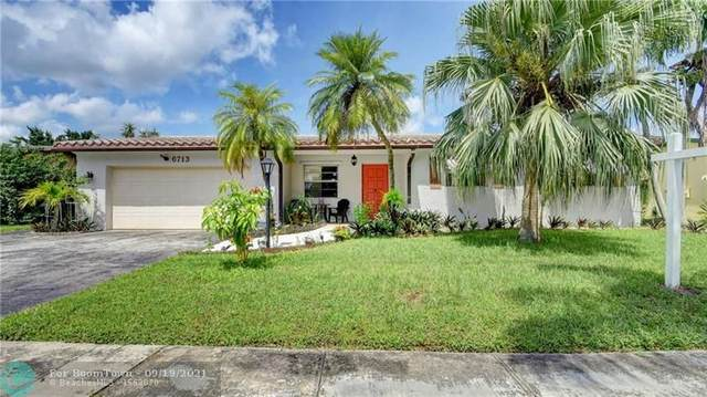 6713 Nw 27th St, Margate, FL 33063 (#F10301217) :: Michael Kaufman Real Estate