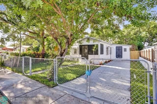 1746 NW 69th St, Miami, FL 33147 (MLS #F10301223) :: GK Realty Group LLC