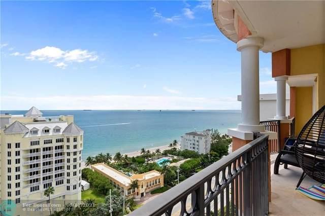 2001 N Ocean Blvd #1606, Fort Lauderdale, FL 33305 (MLS #F10301241) :: Patty Accorto Team