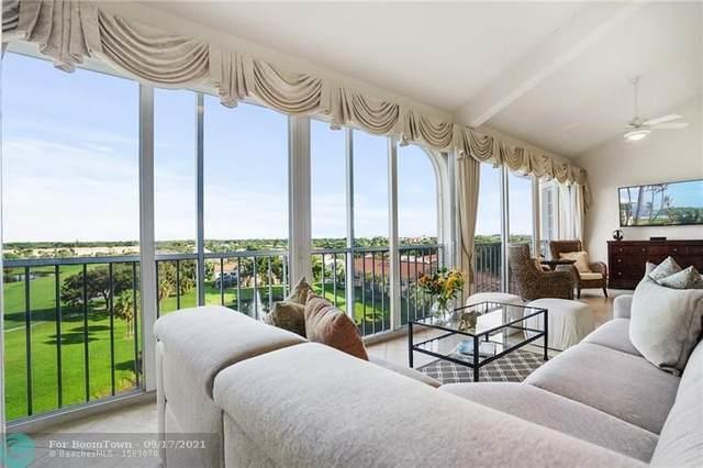 17047 Boca Club Blvd 166A, Boca Raton, FL 33487 (MLS #F10301267) :: Castelli Real Estate Services