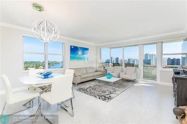 3200 NE 36th St #1409, Fort Lauderdale, FL 33308 (MLS #F10301289) :: Green Realty Properties