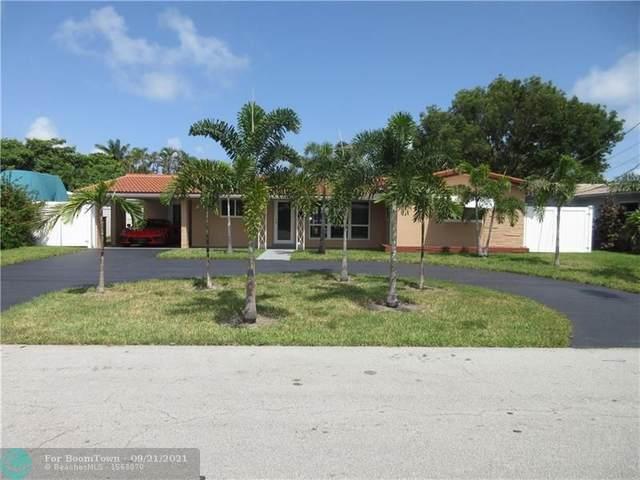 4420 NE 15th Ave, Oakland Park, FL 33334 (MLS #F10301304) :: Green Realty Properties
