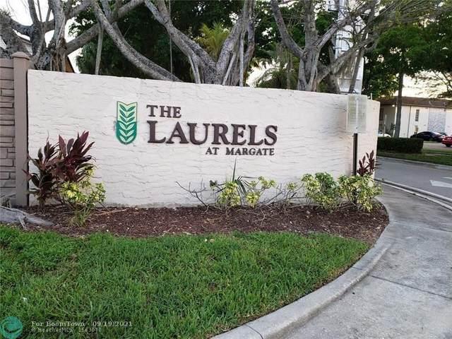 403 N Laurel Dr #204, Margate, FL 33063 (MLS #F10301331) :: Adam Docktor Group