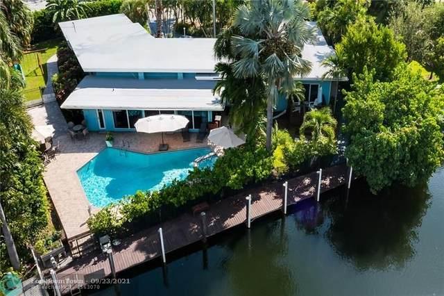 1660 River Ln, Fort Lauderdale, FL 33316 (MLS #F10301344) :: Green Realty Properties