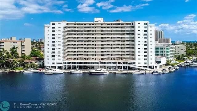 333 Sunset Dr #707, Fort Lauderdale, FL 33301 (#F10301349) :: Posh Properties