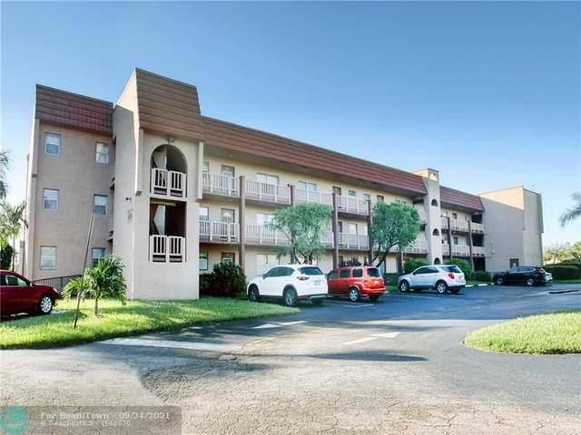 9850 Sunrise Lakes Blvd #305, Sunrise, FL 33322 (MLS #F10301362) :: Green Realty Properties