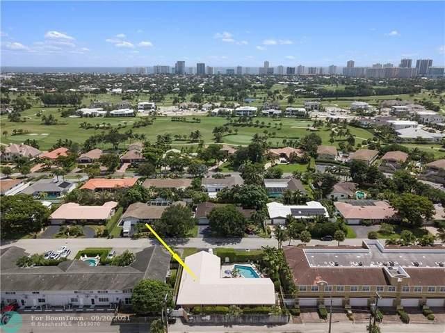 3913 NE 21st Ave, Fort Lauderdale, FL 33308 (MLS #F10301394) :: Castelli Real Estate Services