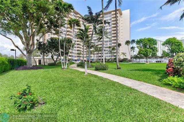 3300 NE 36th St #822, Fort Lauderdale, FL 33308 (#F10301397) :: The Rizzuto Woodman Team