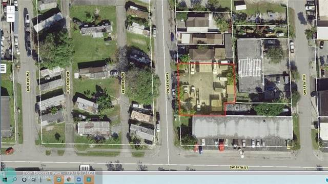 2411 SW 58th Way, West Park, FL 33023 (MLS #F10301433) :: Green Realty Properties