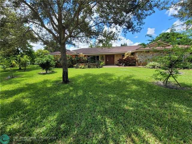 8688 NW 27th St, Coral Springs, FL 33065 (MLS #F10301455) :: GK Realty Group LLC