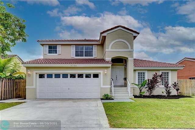 6708 Buena Vista Drive, Margate, FL 33063 (MLS #F10301461) :: Castelli Real Estate Services