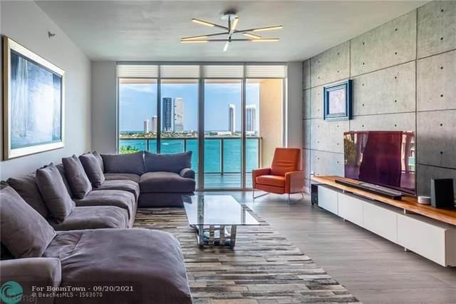 3330 NE 190th St #912, Aventura, FL 33180 (MLS #F10301531) :: Berkshire Hathaway HomeServices EWM Realty