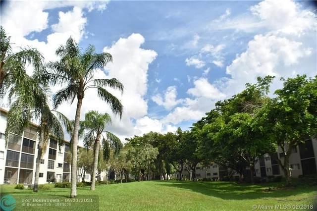 1200 SW 130th Ave G106, Pembroke Pines, FL 33027 (#F10301582) :: The Rizzuto Woodman Team