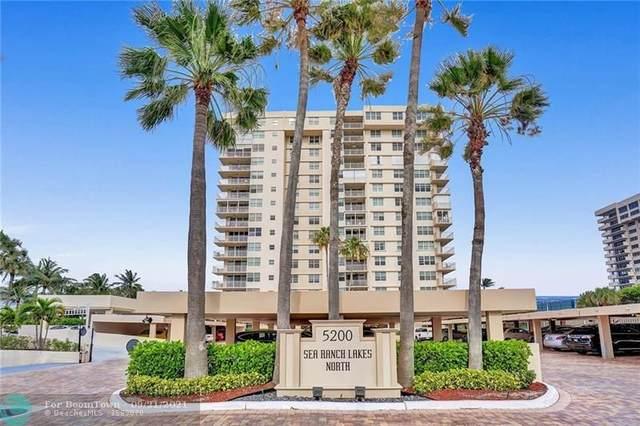 5200 N Ocean Blvd 509B, Lauderdale By The Sea, FL 33308 (#F10301607) :: Dalton Wade
