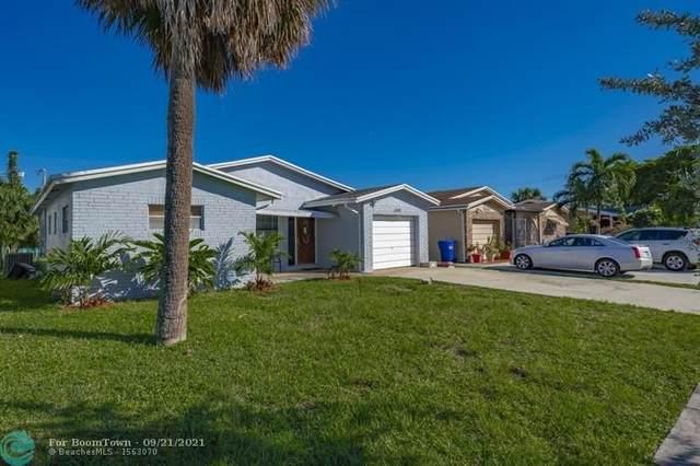 3640 NE 18th Ave, Pompano Beach, FL 33064 (#F10301610) :: Dalton Wade