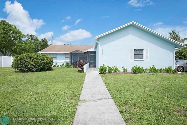 8701 NW 48th St, Lauderhill, FL 33351 (#F10301675) :: Heather Towe | Keller Williams Jupiter