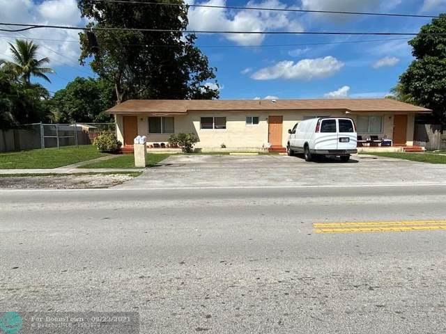 2510 SW 62nd Ave, Miramar, FL 33023 (MLS #F10301680) :: The MPH Team