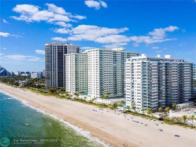 3430 Galt Ocean Drive #808, Fort Lauderdale, FL 33308 (#F10301690) :: Heather Towe   Keller Williams Jupiter