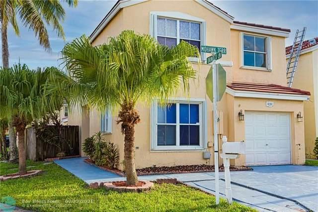 6160 Mohawk Ter, Margate, FL 33063 (MLS #F10301692) :: Castelli Real Estate Services