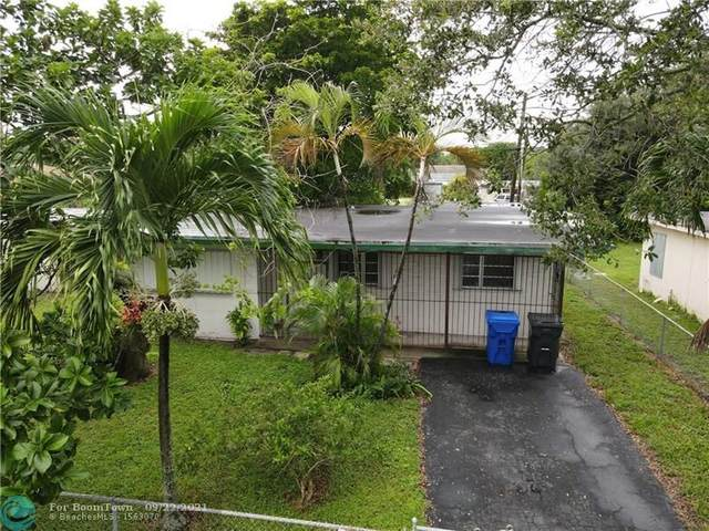 1410 N 57th Ave, Hollywood, FL 33021 (MLS #F10301736) :: United Realty Group