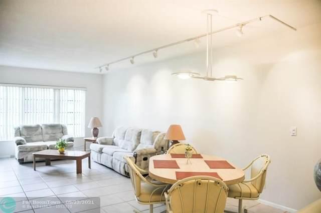 3100 N Palm Aire Drive #105, Pompano Beach, FL 33069 (#F10301741) :: Michael Kaufman Real Estate