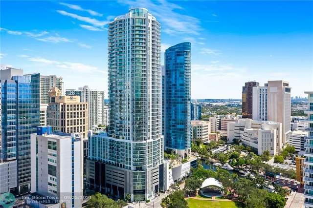 100 E Las Olas Blvd #2102, Fort Lauderdale, FL 33301 (MLS #F10301751) :: Adam Docktor Group