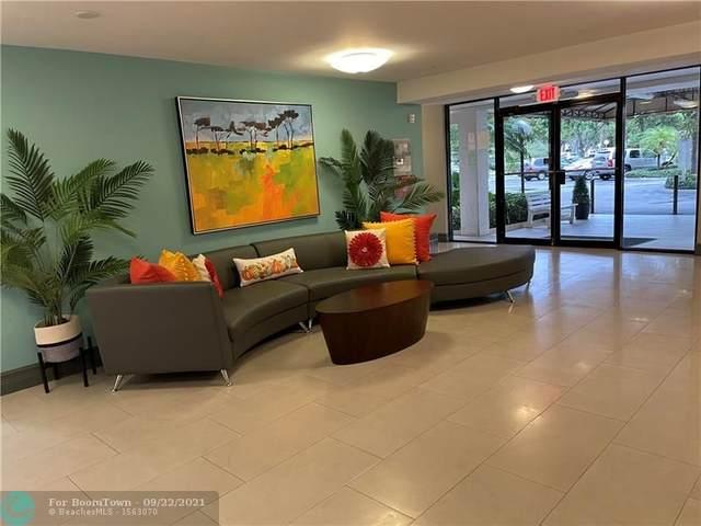 2681 S Course Dr #401, Pompano Beach, FL 33069 (MLS #F10301773) :: Adam Docktor Group