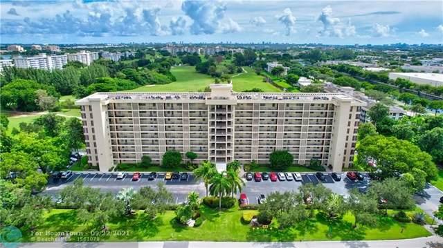 3300 N Palm Aire Dr #902, Pompano Beach, FL 33069 (MLS #F10301780) :: Adam Docktor Group