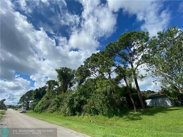 4034 Kamsler St, Port Saint Lucie, FL 34953 (MLS #F10301787) :: Adam Docktor Group