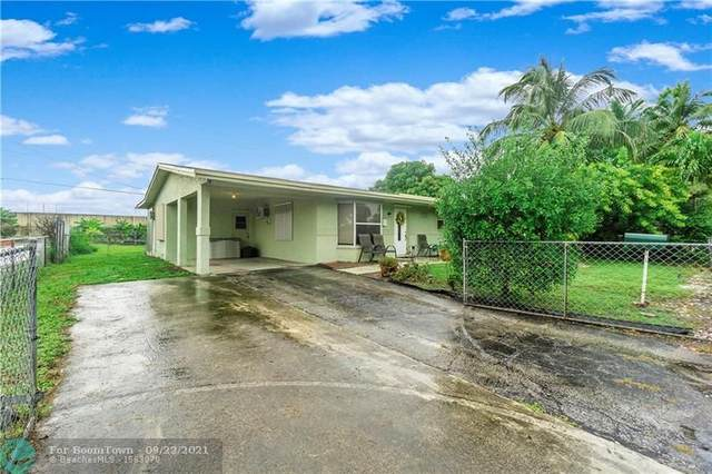 1651 NW 51st Ave, Lauderhill, FL 33313 (MLS #F10301793) :: Castelli Real Estate Services