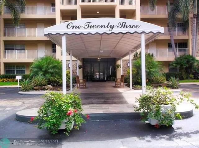 804 Cypress Grove Lane #409, Pompano Beach, FL 33069 (MLS #F10301797) :: GK Realty Group LLC