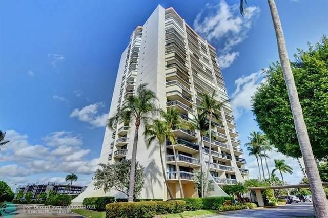 2400 Presidential Way #502, West Palm Beach, FL 33401 (#F10301817) :: Michael Kaufman Real Estate