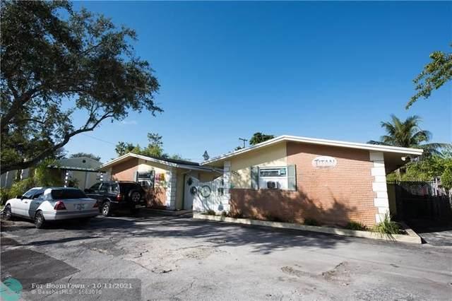 1035 N Andrews Ave, Fort Lauderdale, FL 33311 (MLS #F10301835) :: Green Realty Properties