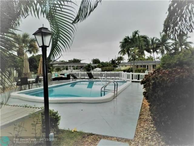 912 Pine Dr #202, Pompano Beach, FL 33060 (MLS #F10301843) :: Adam Docktor Group