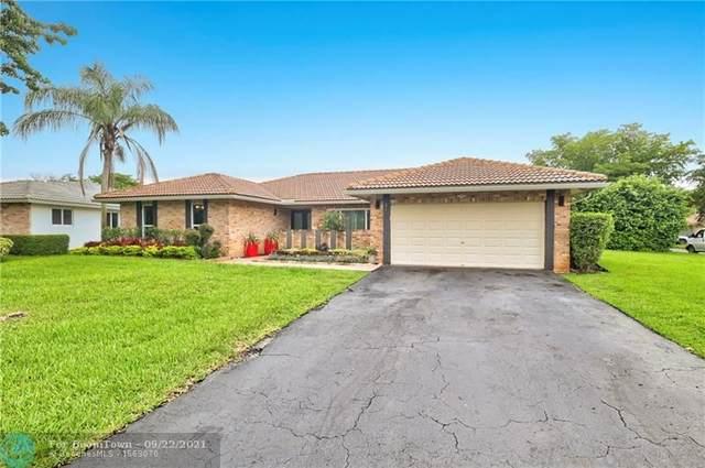 817 NW 110th Ln, Coral Springs, FL 33071 (MLS #F10301845) :: Adam Docktor Group