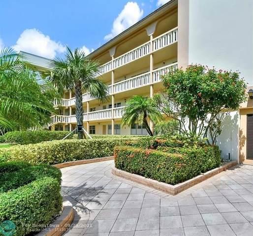 2801 Victoria Way H3, Coconut Creek, FL 33066 (MLS #F10301847) :: Green Realty Properties