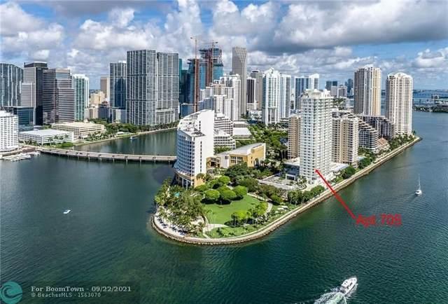 800 Claughton Island Dr #705, Miami, FL 33131 (#F10301852) :: The Rizzuto Woodman Team