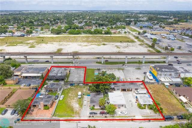 3031 NW 78th St, Miami, FL 33147 (MLS #F10301876) :: Green Realty Properties