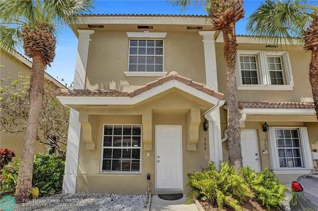362 SW 122nd Ave #0, Pembroke Pines, FL 33025 (#F10301913) :: Michael Kaufman Real Estate