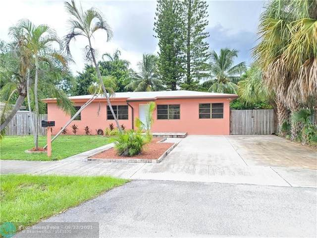 1617 N Dixie Hwy, Fort Lauderdale, FL 33305 (MLS #F10301916) :: Castelli Real Estate Services