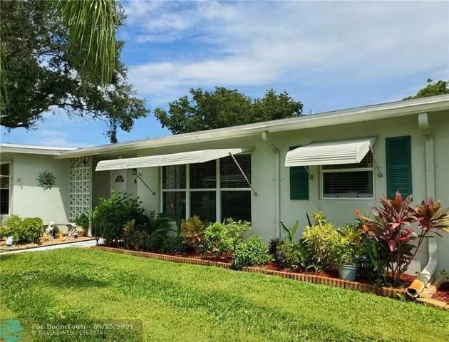 565 High Point Dr B, Delray Beach, FL 33445 (#F10301932) :: Treasure Property Group