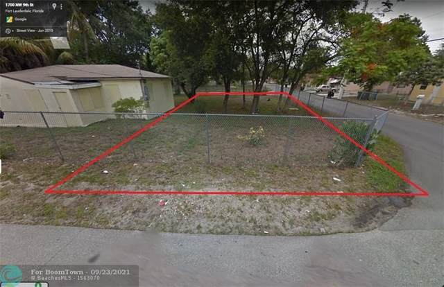 0 NW 9TH ST, Fort Lauderdale, FL 33311 (MLS #F10301945) :: Castelli Real Estate Services