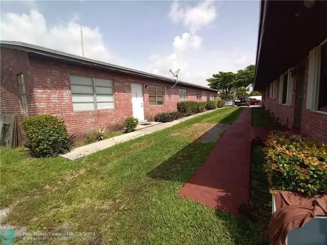85* NW 8th St, Hallandale Beach, FL 33009 (MLS #F10301973) :: Adam Docktor Group